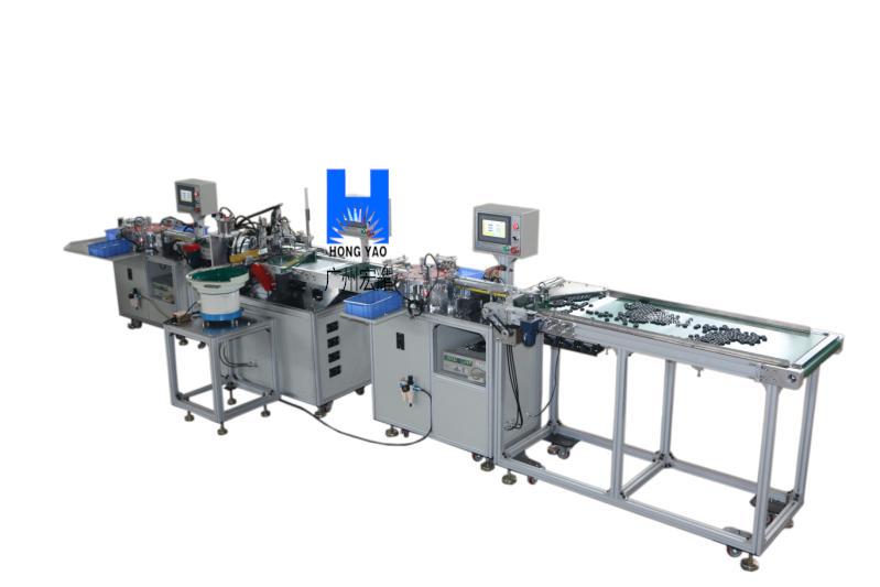 铁芯组装测试生产线