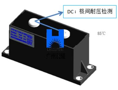 薄膜电容测试分选机