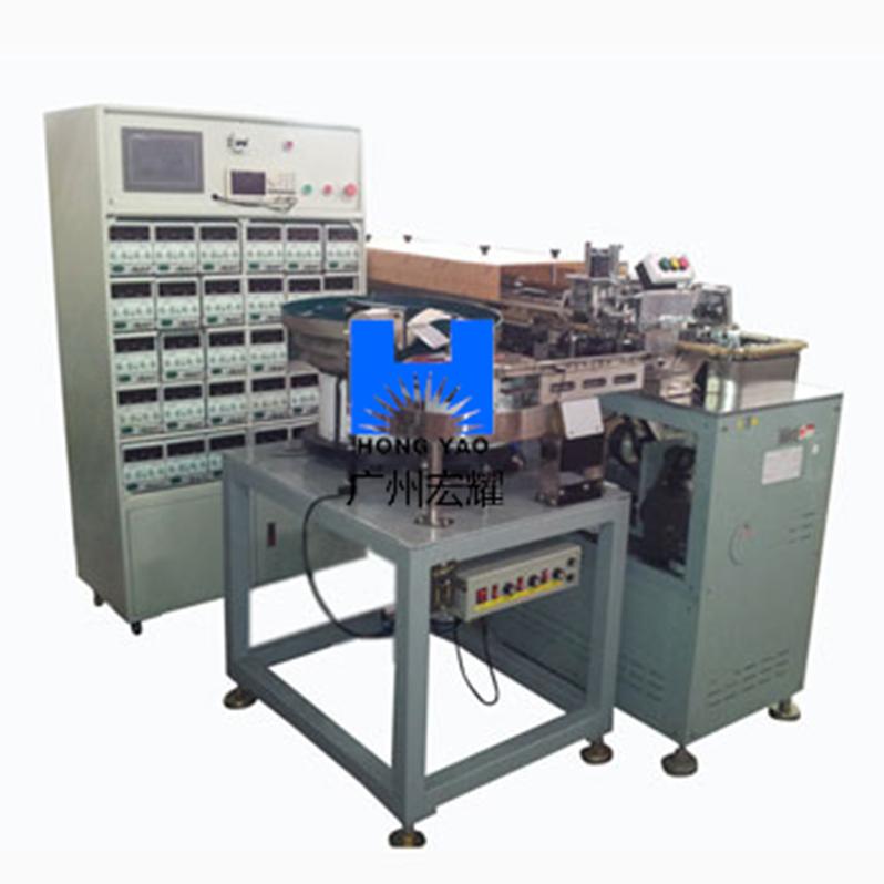 超级电容测试分选机