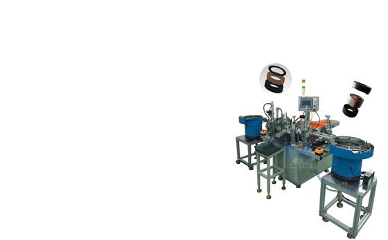 非晶铁芯点胶装壳机