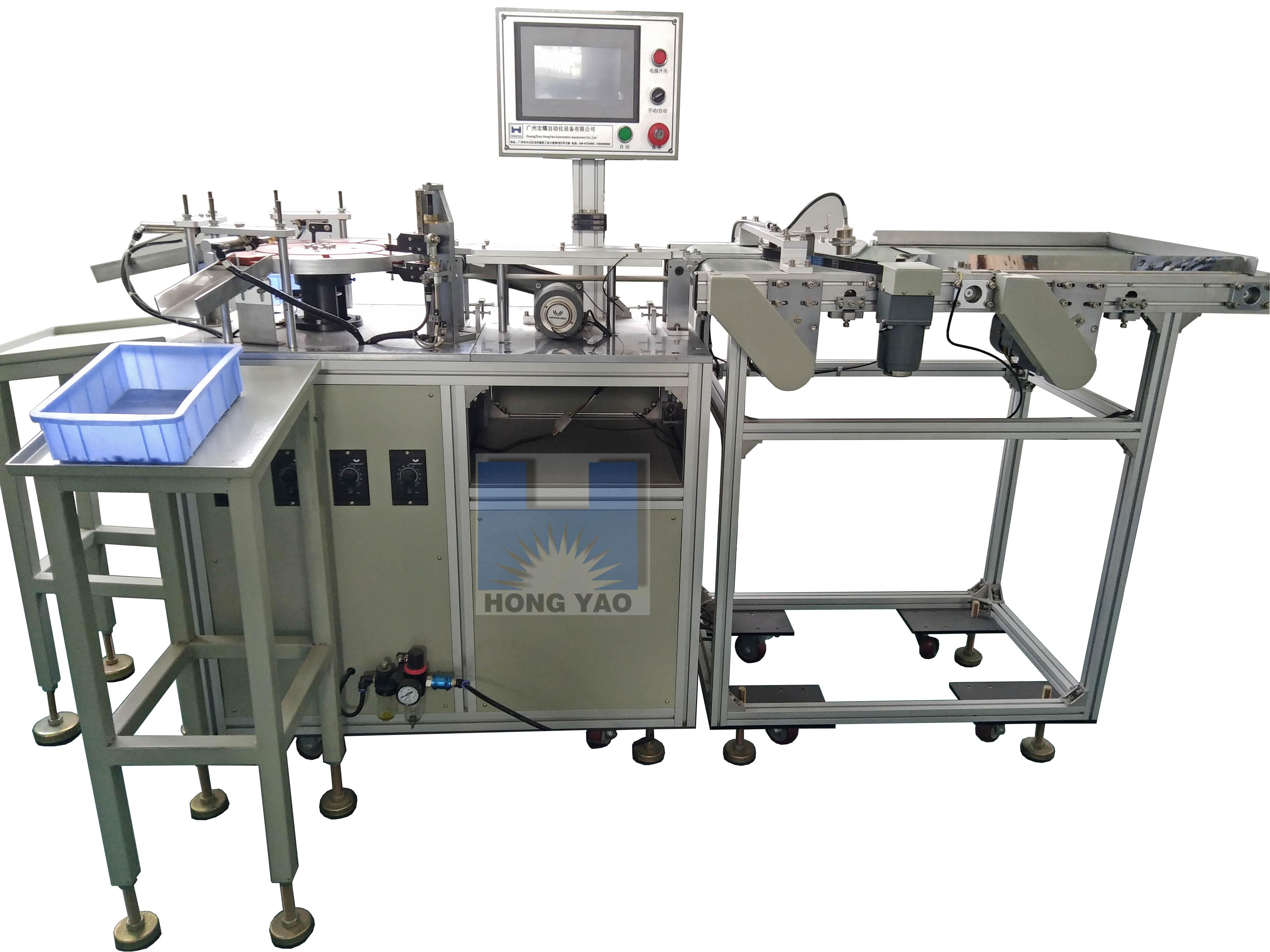 非晶铁芯测试分选机