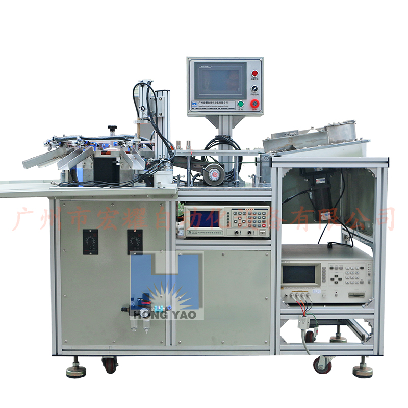 非晶磁环测试分选机