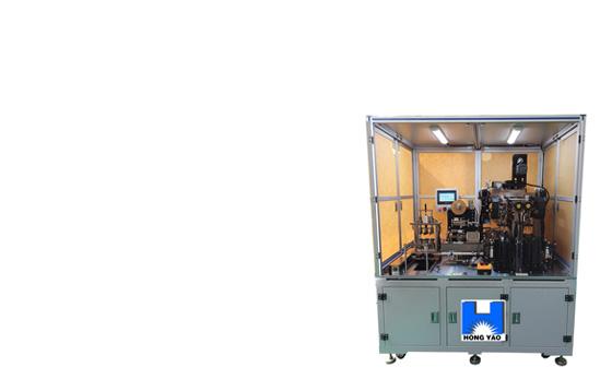 HDP-B系列锂电池半自动叠片机